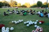 Pretemporada de Fútbol