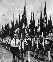 1929~Hitler Youth Declared the Official Youth Group of the Nazi Party