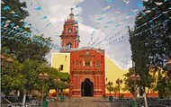 Iglesia de Santa María Tonantzintla