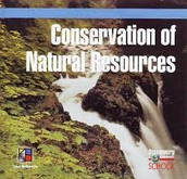 Conservation Of Natural Resources.