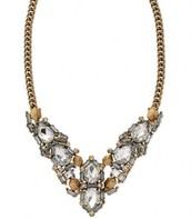SOLD Zora Crystal Necklace