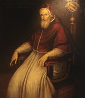 The Pope in the 16th century