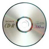 El CD-R