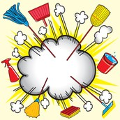 Spring Cleaning?!  MAY 8 is the due date for ALL library items!