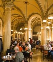 Cafe Central, Vienna
