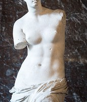 Venus de Milo by Unknown