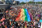 Les parades pour le sensibilisation LGBTQ+