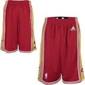 LeBron James shorts