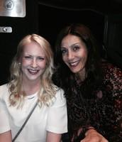 Sarah and Jessica
