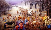 THE TRAIL OF TEARS!!!!