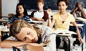2. Helps kids not fall asleep in class