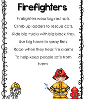 poem about a firefighter