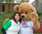 Fundraising for CRIM Walk-a-thon!