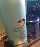 Products for healthy hair!