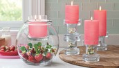 Delight your senses this Valentine's Day with PartyLite Candles and Gifts...