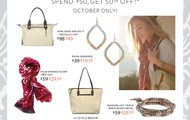 Check Out October Trunk Show Sales!!!