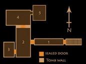 Tutankhamen Designs His Tomb. Why?