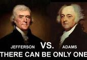 I choose Adams!