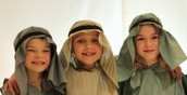 Christmas Eve Nativity Costume Information