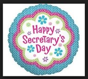 Administrative Professional's Day, April 23