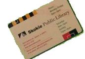 Teacher Library Cards