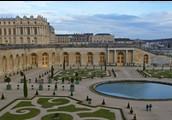Side Façade of Versailles
