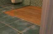 Duck Board Flooring