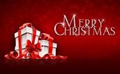 Fijne kerstdagen gewenst...