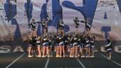 My Cheer team.