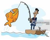 Nursery rhyme                                                The fish story