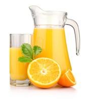 Un jusd'orange