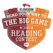 READ YOUR WAY TO THE BIG GAME!