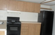 Only one left with black appliances!