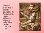 Garcilaso de la Vega.