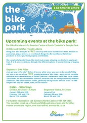 Bike park -upcoming events