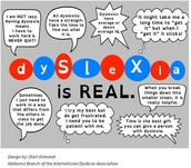 Dyslexia Simulation - October 16th at 1:00 pm