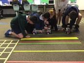 4H in Robotics Class