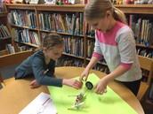 """Robotics Class: Making an """"Artbot"""""""