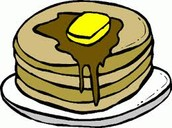 Enjoy pancakes with your Madison family