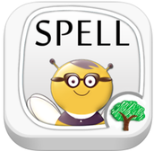 Spell + Friends by Tap to Learn - Available for iPad