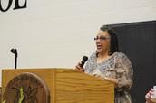 Nancy Brandt, Parent Speaker