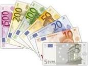 Eesti rahatähed.