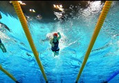 Long Distance Swimming