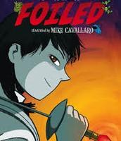Foiled graphic novel