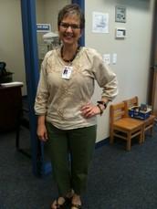 Mrs. Liz Brown, School Counselor @ JJE