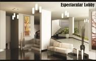 Espectacular lobby