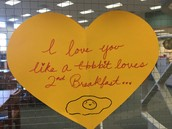 Library Club Valentines