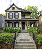 Martin Luther Kings house