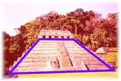 Old Temple Isosceles Trapezoid