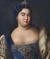 Elizaveta's Mother: Tsarina Catherine of Russia